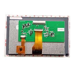 LCD signal converting board available for signal interchanging between RGB, LVDS, MIPI, eDP