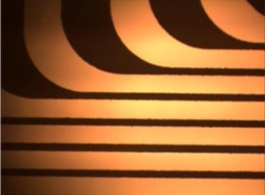黄光曝光传感器